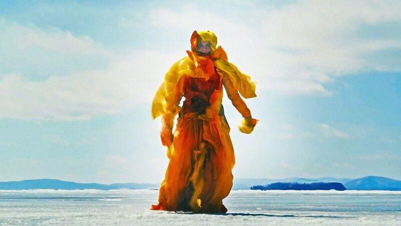 Antonia Wright, 'Under the water was sand, then rocks, miles of rocks, then fire', 2016, Video/Film/Animation, Single channel video, Luis De Jesus Los Angeles