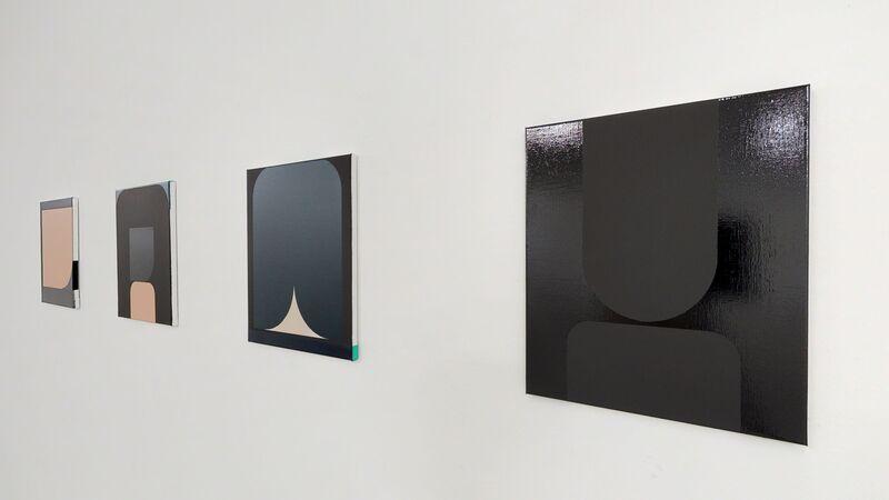 Irina Ojovan, 'Sarmizegetusa N 67', 2019, Painting, Oil on canvas, The Flat - Massimo Carasi