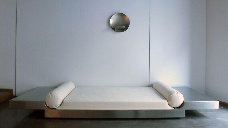 Maria Pergay, 'Bed', 1968, Design/Decorative Art, Stainless steel, Jousse Entreprise