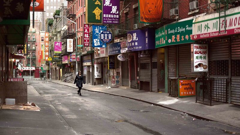 Holly Zausner, 'Chinatown Day', 2015, Photography, Color Photograph, Postmasters Gallery