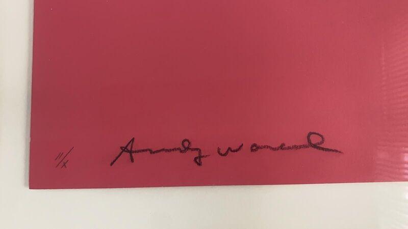 Andy Warhol, 'Lifesavers', 1985, Print, Screenprint in colors on Lenox Museum Board, Artsy x Rago/Wright