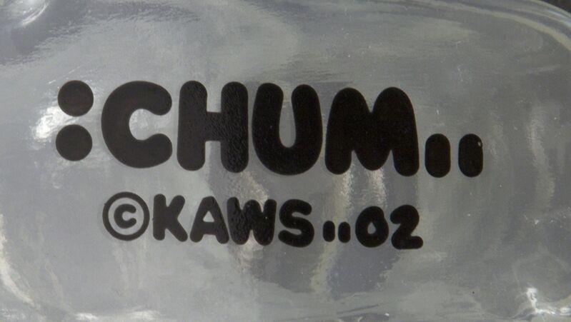 KAWS, 'Chum (Clear)', 2002, Sculpture, Cast resin sculpture, Julien's Auctions