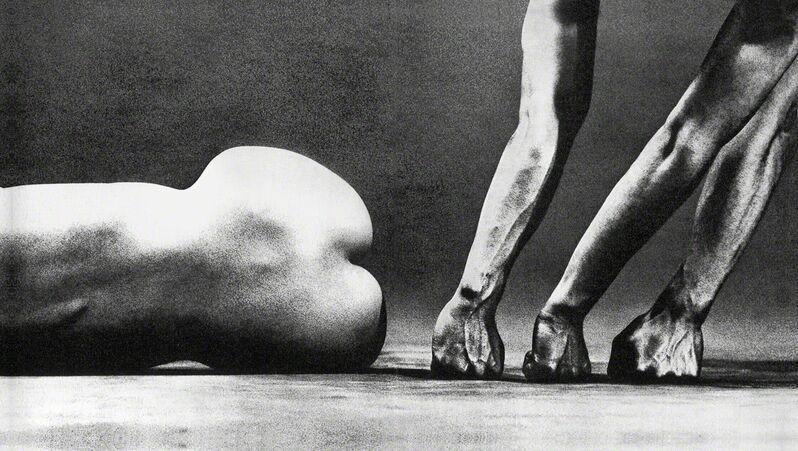 Eikoh Hosoe, 'Man and Woman, #24', 1960, Photography, Modern silver gelatin print, °CLAIRbyKahn Galerie