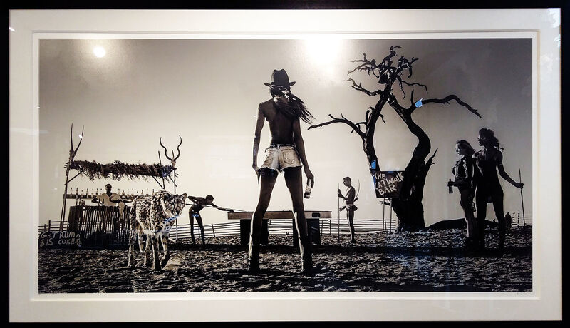 David Yarrow, 'The Good the Bad and the Ass', 2016, Photography, Archival Pigment Print, Heit Gallery