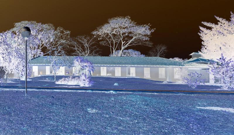 Jason Oddy, 'House, Imagem Secundária (Ghost House), Brasilia, Brazil', 2017, Photography, C-Type Print on Fuji Crystal Archive Paper, ElliottHalls
