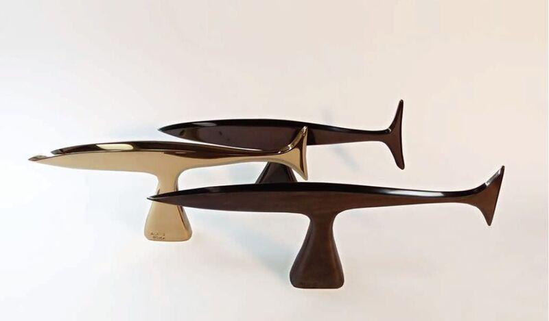 "Aldus, '""Mare Nostrum"" Sculpture 2', 2014, Sculpture, Patinated bronze, Maison Gerard"