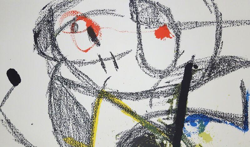 Joan Miró, 'Expo 83', 1983, Print, Lithograph, Exhibition Poster, Graves International Art