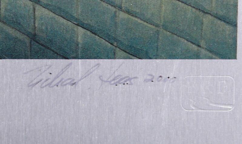 Richard Haas, 'Guggenheim Bilbao', 2000, Print, Lithograph and screenprint on aluminum, Heritage Auctions