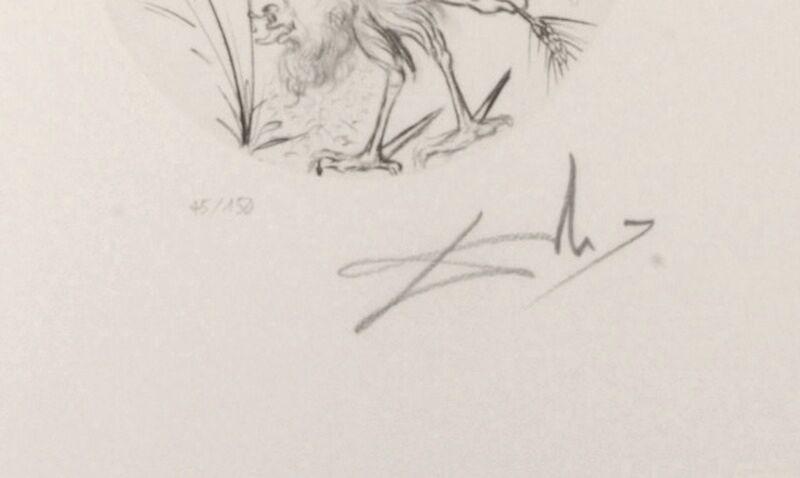 Salvador Dalí, 'Les Métamorphoses Erotiques', 1969, Print, Etching, Fine Art Acquisitions Dali