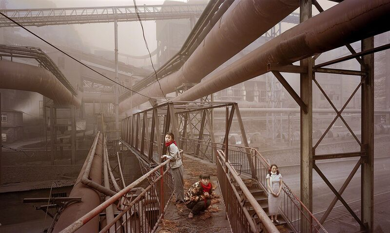 Chen Jiagang, 'Bridges (The Great Third Front Series)', 2008, Photography, Chromogenic photograph, Han Art