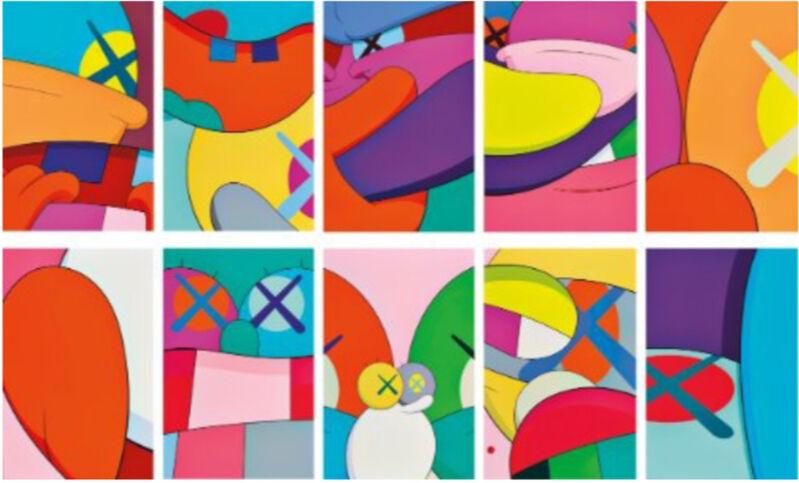 KAWS, 'No Reply', 2015, Print, Screen prints, Arushi Arts