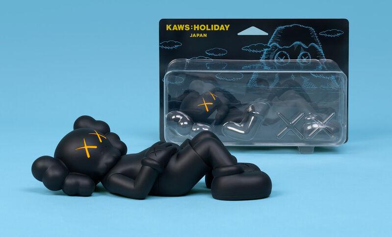 KAWS, 'KAWS Holiday Companion Japan complete set of 3 (KAWS Mount Fuji)', 2019, Sculpture, Vinyl paint, cast resin, Lot 180
