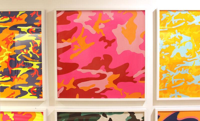 Andy Warhol, 'Camouflage (FS II.408) ', 1987, Print, Screenprint on Lenox Museum Board, Revolver Gallery