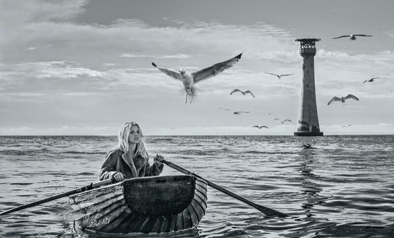 David Yarrow, 'The Birds', 2020, Photography, Archival Pigment Print, Maddox Gallery