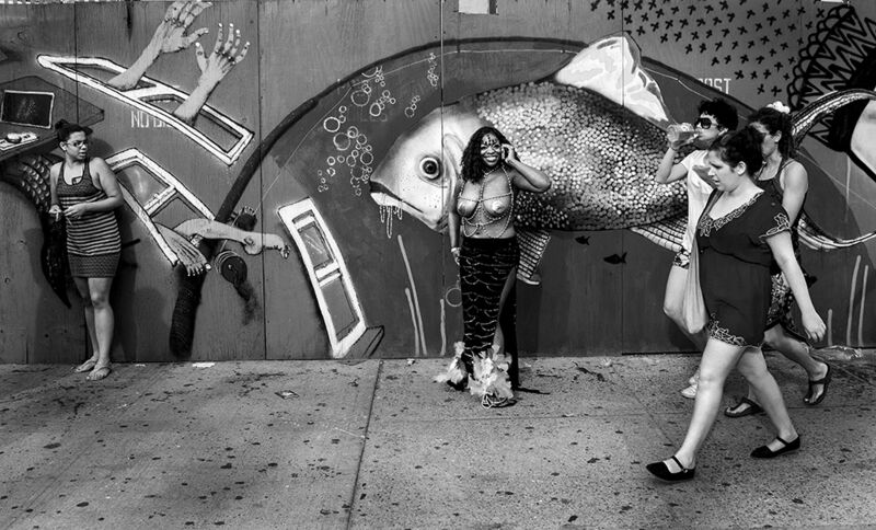 Anthony Almeida, 'Neptune's Conundrum', Photography, Black and White Ultrachrome Archival Prints, Limited Edition., Soho Photo Gallery