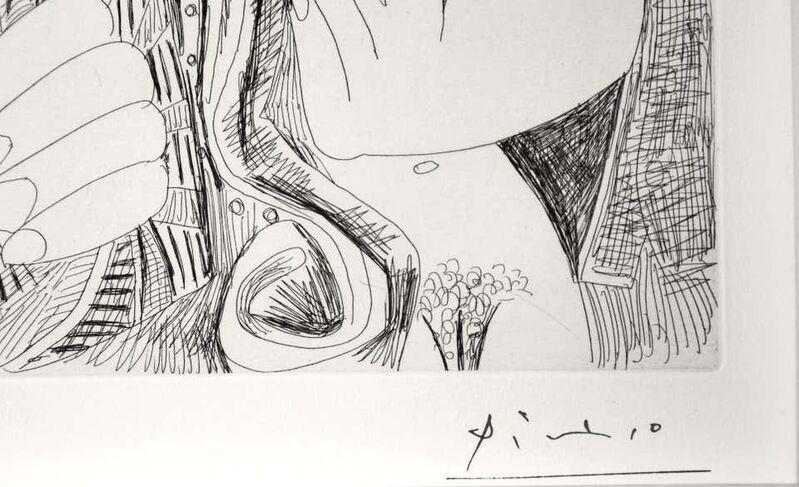 Pablo Picasso, 'La Fête de la Patronne', 1971, Print, Etching on paper, Wallector