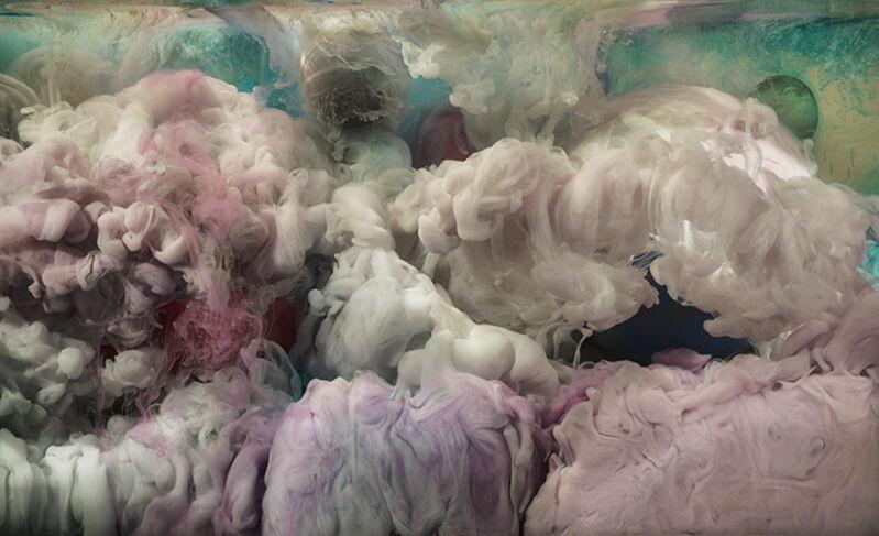 Kim Keever, 'Abstract 26896', 2016, Photography, C-print, Waterhouse & Dodd