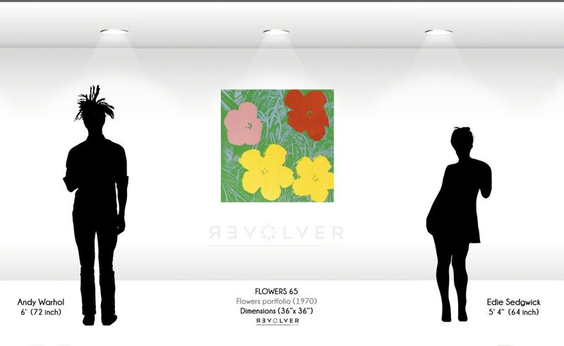 Andy Warhol, 'Flowers (FS II.68)', 1970, Print, Screenprint on Paper, Revolver Gallery