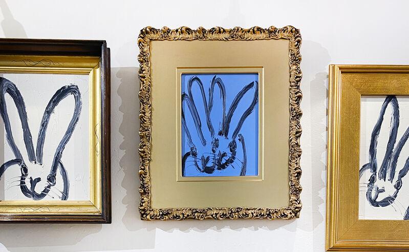 Hunt Slonem, 'The Kiss', 2021, Painting, Oil on panel, DTR Modern Galleries