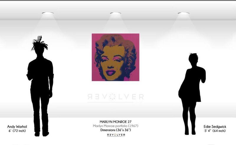 Andy Warhol, 'Marilyn Monroe (FS II.27)', 1967, Print, Screenprint on Paper, Revolver Gallery