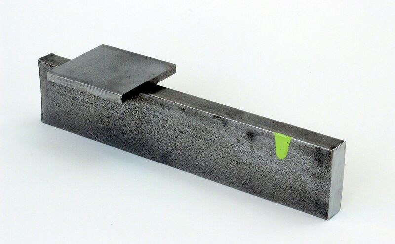 Melanie Rothschild, 'Flat Top', 2014, Sculpture, Acrylic on steel, Edward Hopper House