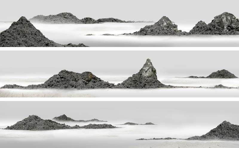 Wang Tiande 王天德, 'Gu Shan 1', 2006, Photography, Digital picture, Chambers Fine Art