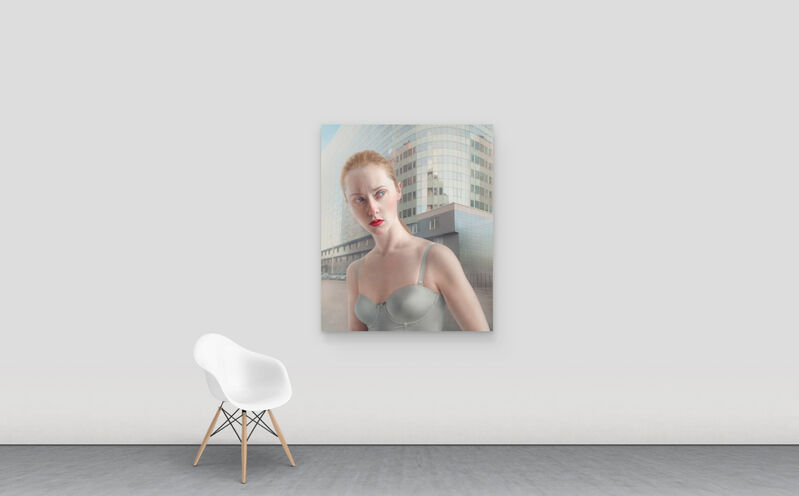 Katerina Belkina, 'Revolution Street', 2014, Photography, Archival Pigment Print on Hahnemühle Photo Rag® Ultra Smooth, Faur Zsofi Gallery