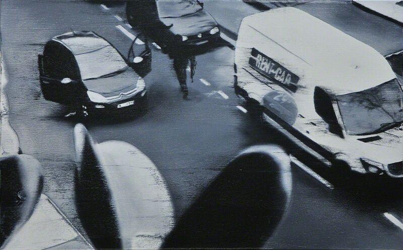 Alpin Arda Bağcık, 'Serex Series', 2016, Painting, Oil on Canvas, Zilberman Gallery
