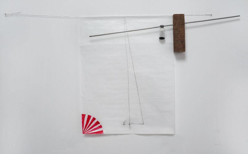 Emmanuel Nassar, 'Angular', Mixed Media, Simon Preston Gallery