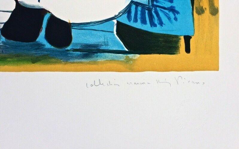 Pablo Picasso, 'Paloma en Bleu', 1979, Reproduction, Lithograph on Arches paper, Art Commerce