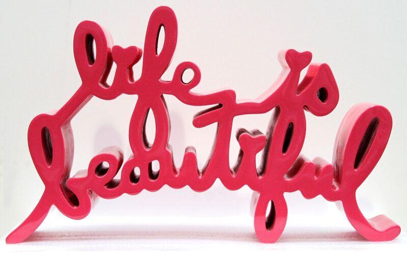Mr. Brainwash, 'Life Is Beautiful', 2019, Sculpture, Cast Resin, Contessa Gallery