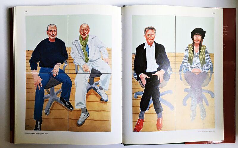 David Hockney, 'Hockney's People (Hand Signed)', 2003, Books and Portfolios, Hardback Monograph. Hand Signed by David Hockney., Alpha 137 Gallery
