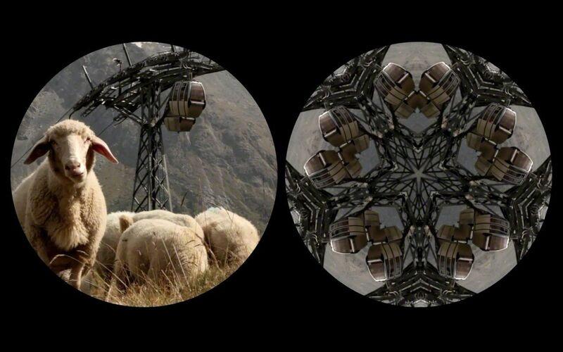 Leslie Thornton, 'Sheep Machine', 2011, Video/Film/Animation, Single-channel high definition loop, Winkleman Gallery