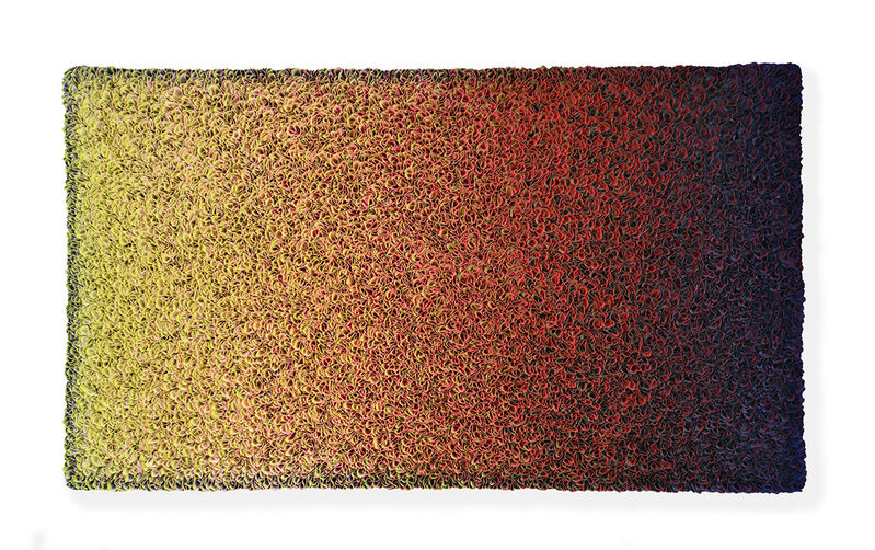 Zhuang Hong Yi, 'S12118', 2021, Painting, Acrylic on fine rice paper mounted on canvas., HOFA Gallery (House of Fine Art)