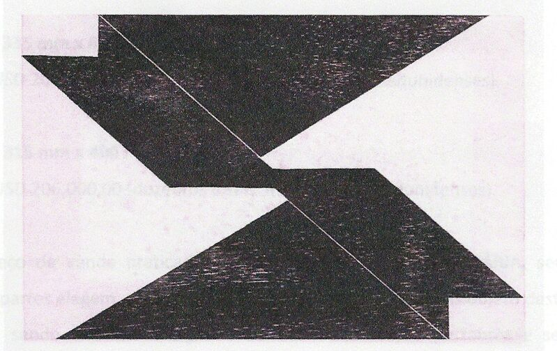 Lygia Pape, 'Sem título', 1959/1960, Drawing, Collage or other Work on Paper, Xilogravura s/ papel japonês, Arte 57