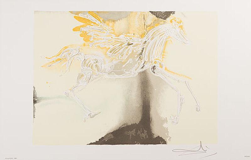 Salvador Dalí, 'Pégase', 1983, Print, Lithograph, Viva la Vida Art Gallery