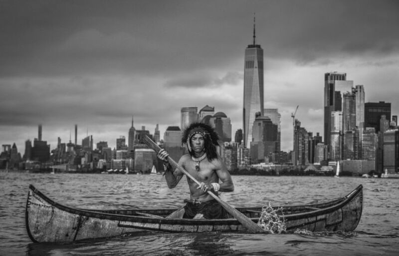 David Yarrow, 'Empire of the Summer Moon ', 2020, Photography, Archival Pigment Print, A. Galerie