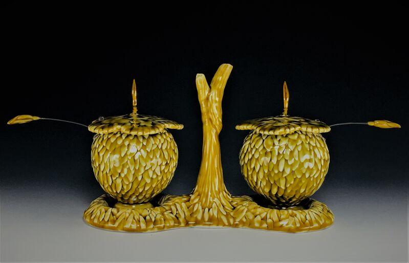 Sooyeon Kim, 'Fruitfulness I', 2019, Sculpture, Handbuilt porcelaine, Maria Elena Kravetz