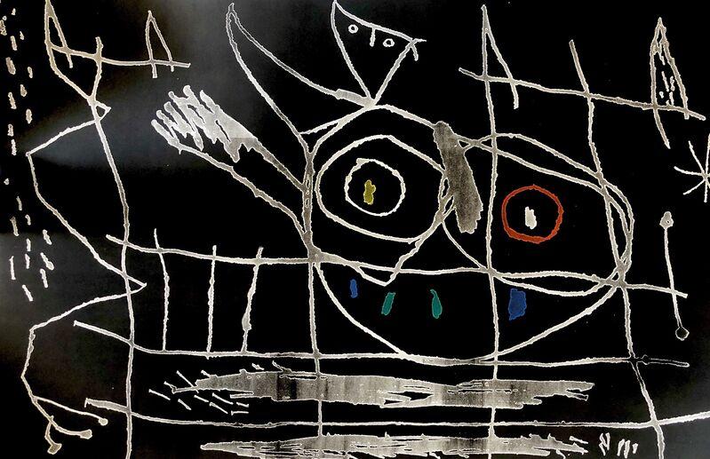Joan Miró, 'Couple d'Oiseaux', 1966, Print, Etching with Aquatint, BOCCARA ART