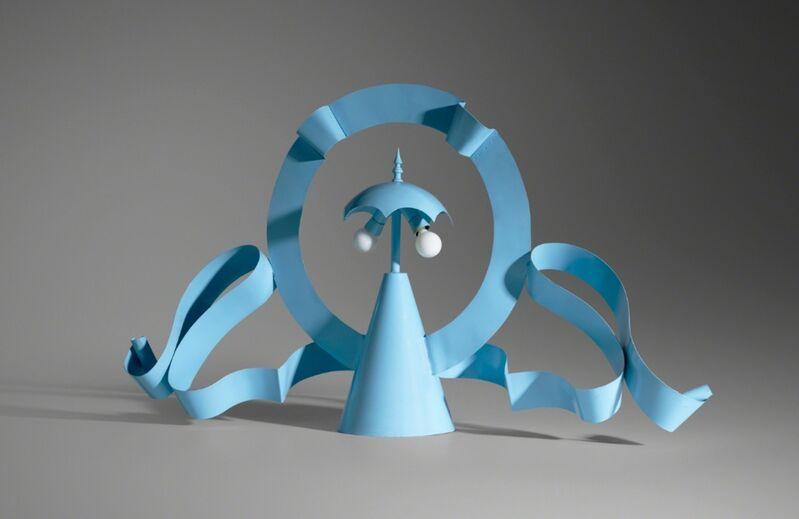 "Lapo Binazzi, '""MGM"" table lamp', 1969, Design/Decorative Art, Enameled steel, R & Company"