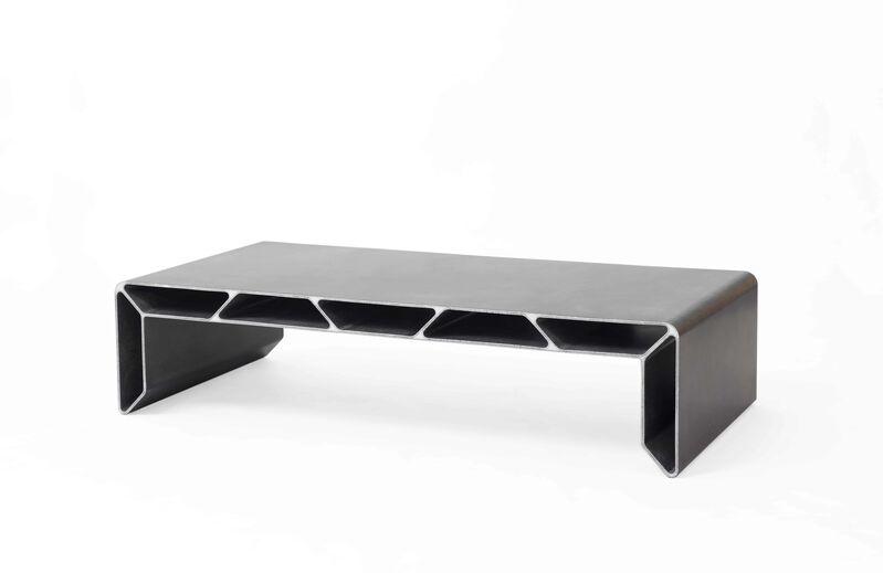 François Bauchet, 'Cellae coffee table', 2013, Design/Decorative Art, Technical felt, resin, fiberglass, Galerie kreo