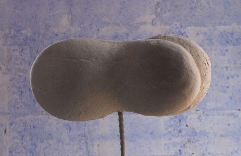 Muamby Wassaky, 'Arteologia 08', 2016, Sculpture, Limestone, MOVART