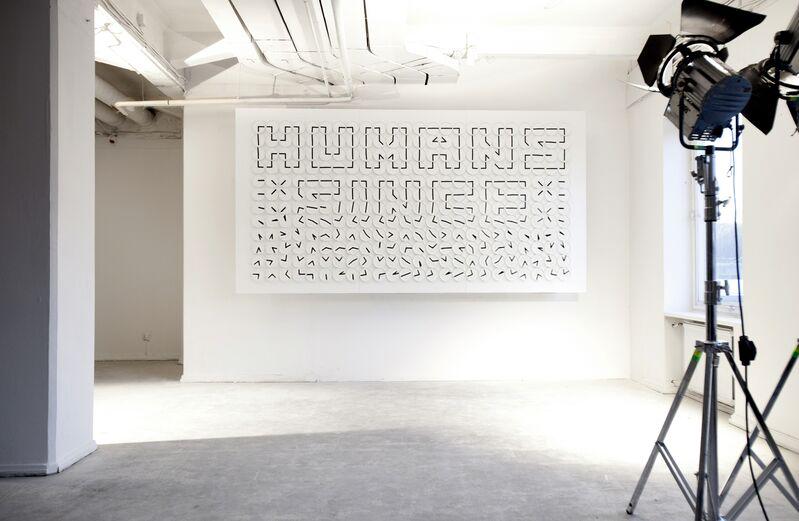 Humans Since 1982, 'A Million Times', 2013, Design/Decorative Art, Victor Hunt Designart Dealer