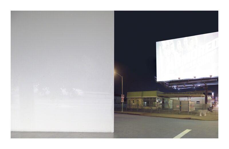 Sabine Hornig, 'Billboard', 2010, Photography, Inkjet on paper, framed, Barbara Gross