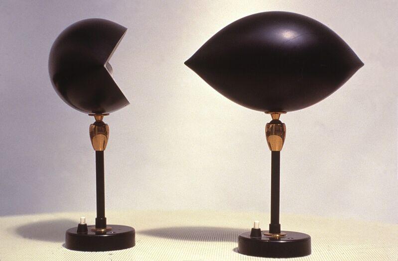 Serge Mouille, 'Wall Lamp «Eyes»', 1956, Design/Decorative Art, Painted metal and aluminium, Jousse Entreprise