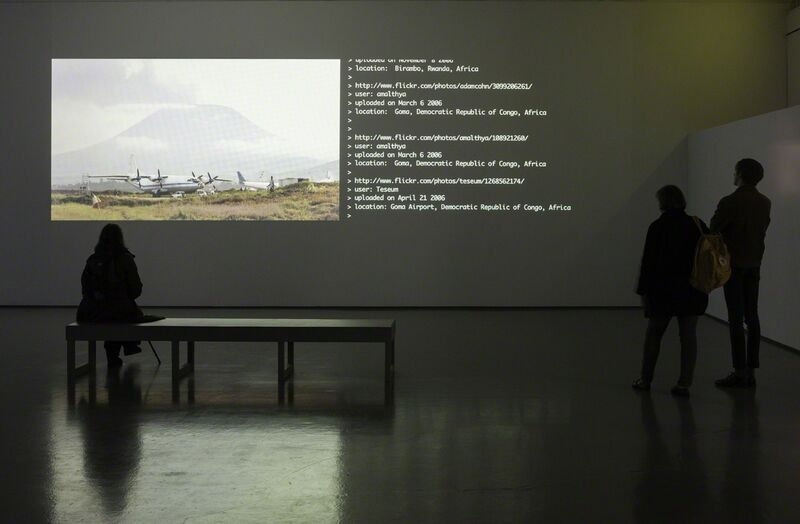 Thomson & Craighead, 'A Short Film About War', 2009-2010, Video/Film/Animation, 2-Channel Video, The Current Museum