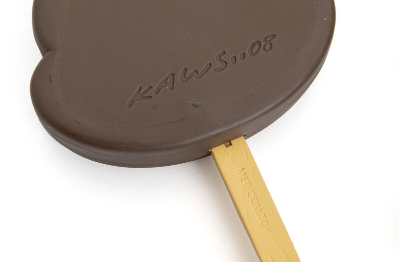 KAWS, 'Warm Regards Bar (Chocolate)', 2008, Sculpture, Painted cast vinyl, John Moran Auctioneers