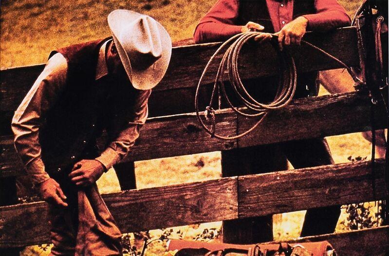 Richard Prince, 'Untitled (Cowboy)', 1980-1984, Print, Ektachrome vintage on Kodak paper, Finarte