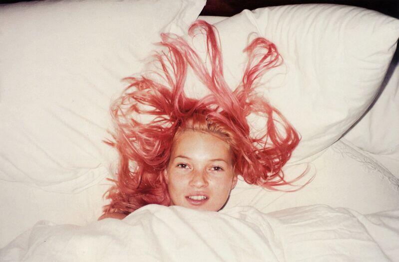 Juergen Teller, 'Young Pink Kate, London', 1998, Photography, C-print, Lehmann Maupin