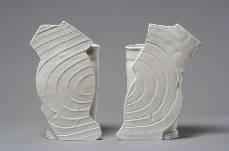 Betty Woodman, 'Rossini', 2008-2009, Sculpture, Porcelain, Galleria Alessandro Bagnai